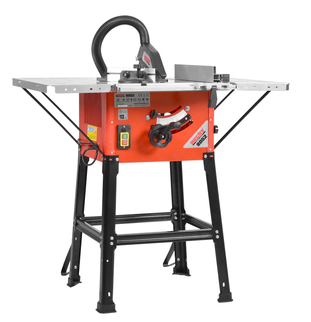 HECHT 8052 - stolní kotoučová pila