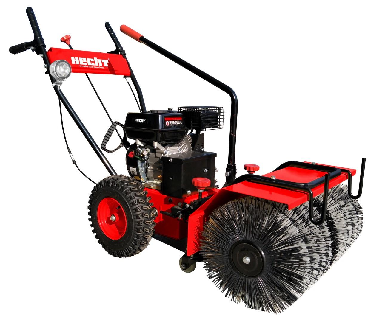 HECHT 8616 SE - motorový rotační kartáč